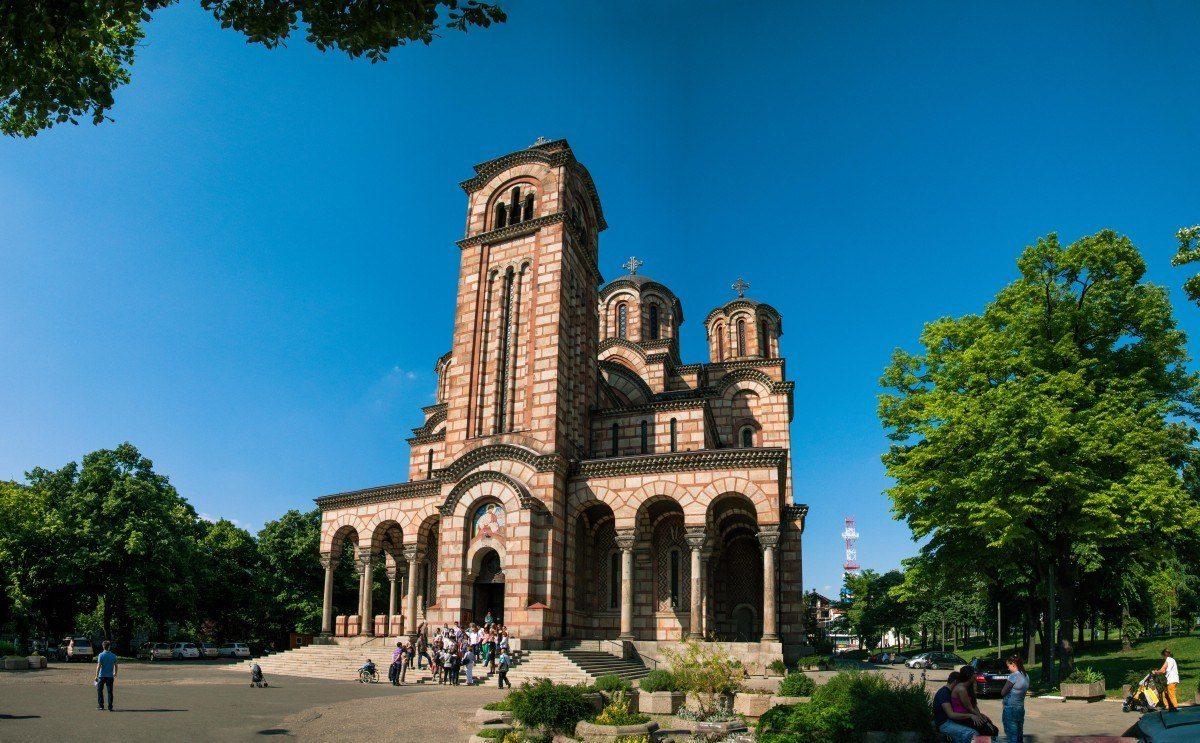 4. St Mark's Church