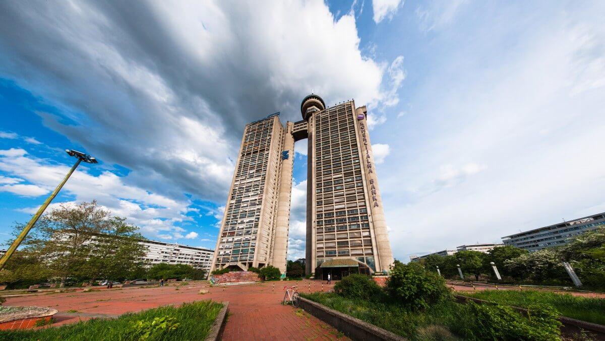 6 Genex Tower