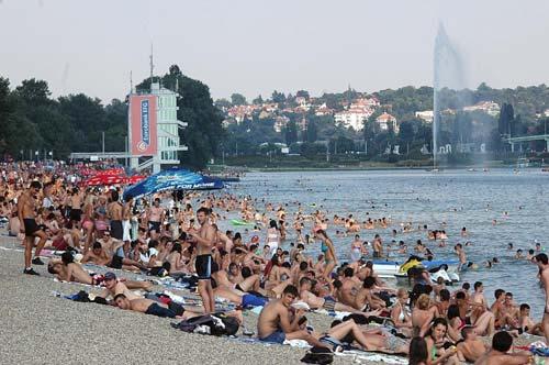 Ada-Ciganlija-Belgrade