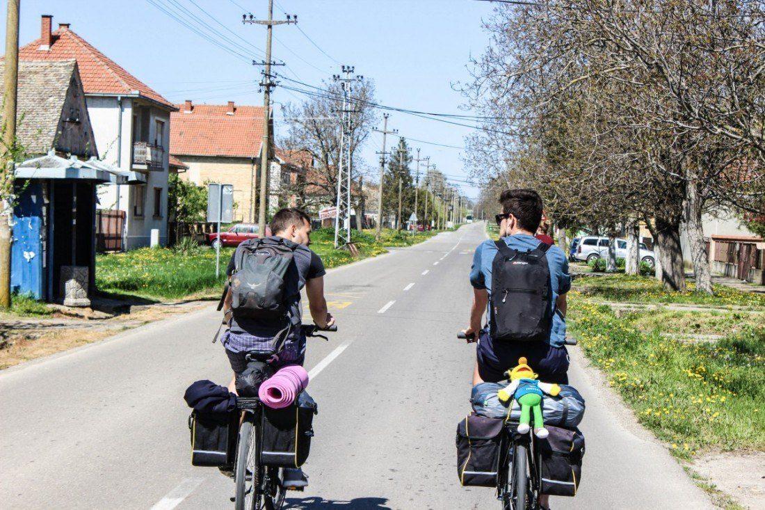 Biking Vojvodina
