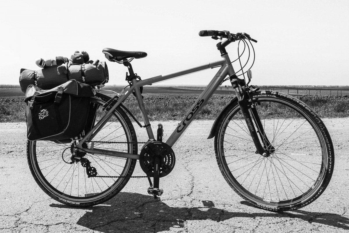 Cross bike iBikeBelgrade