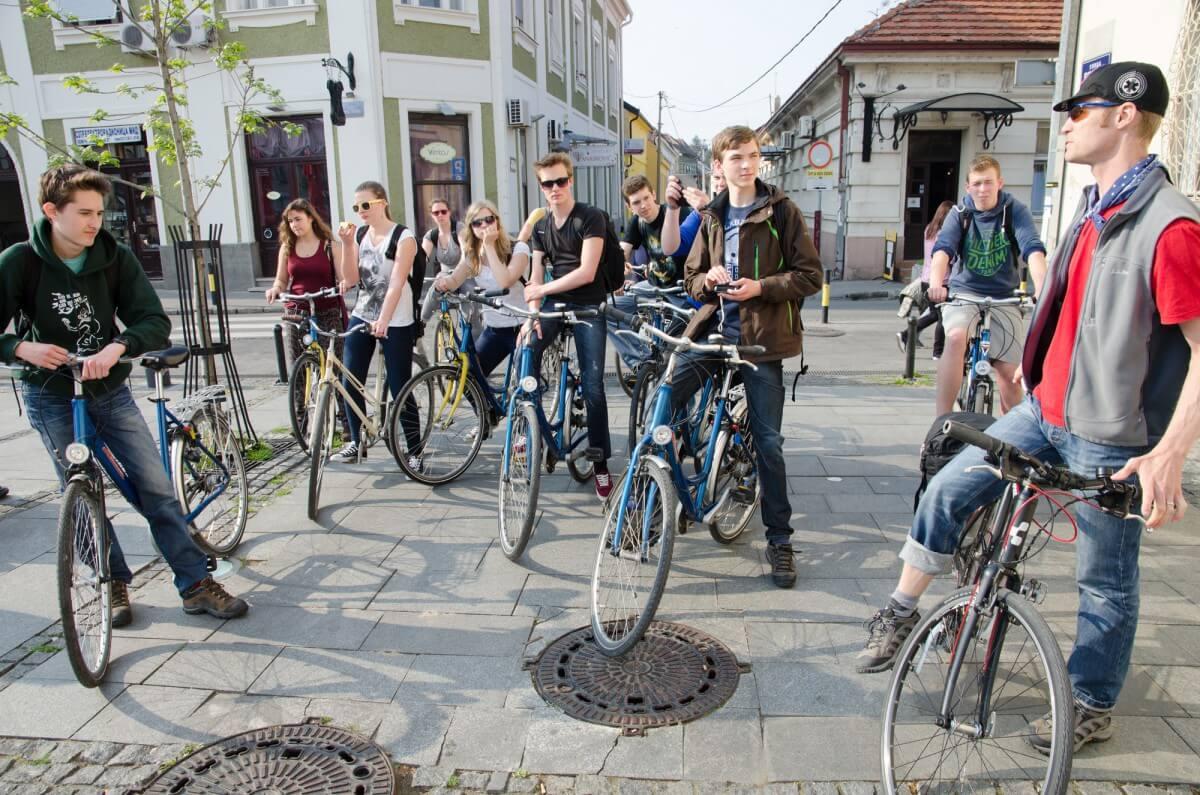 Daily bike tour in Belgrade, iBikeBelgrade