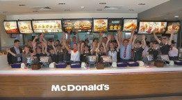 McDonalds-restoran