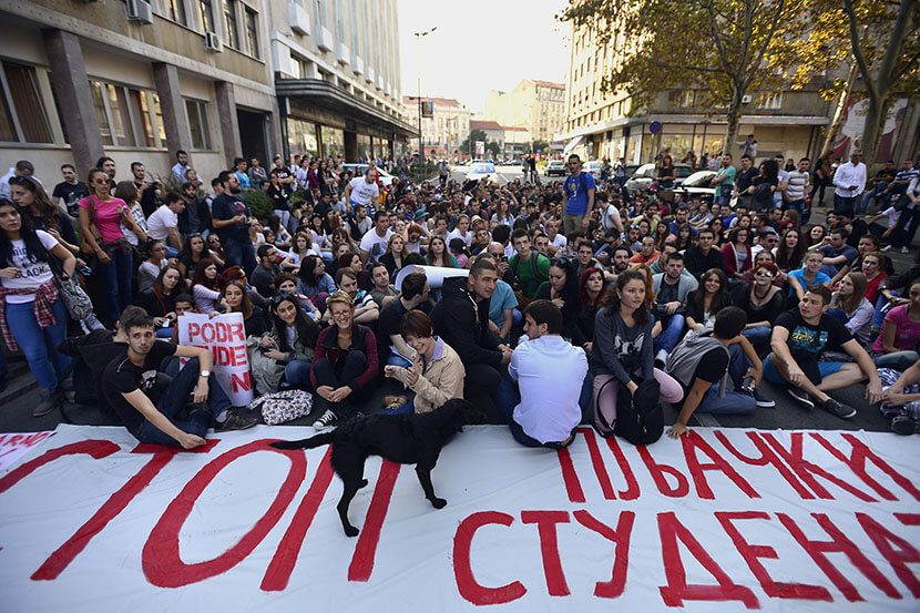 Protest-studenata-u-Beogradu-2