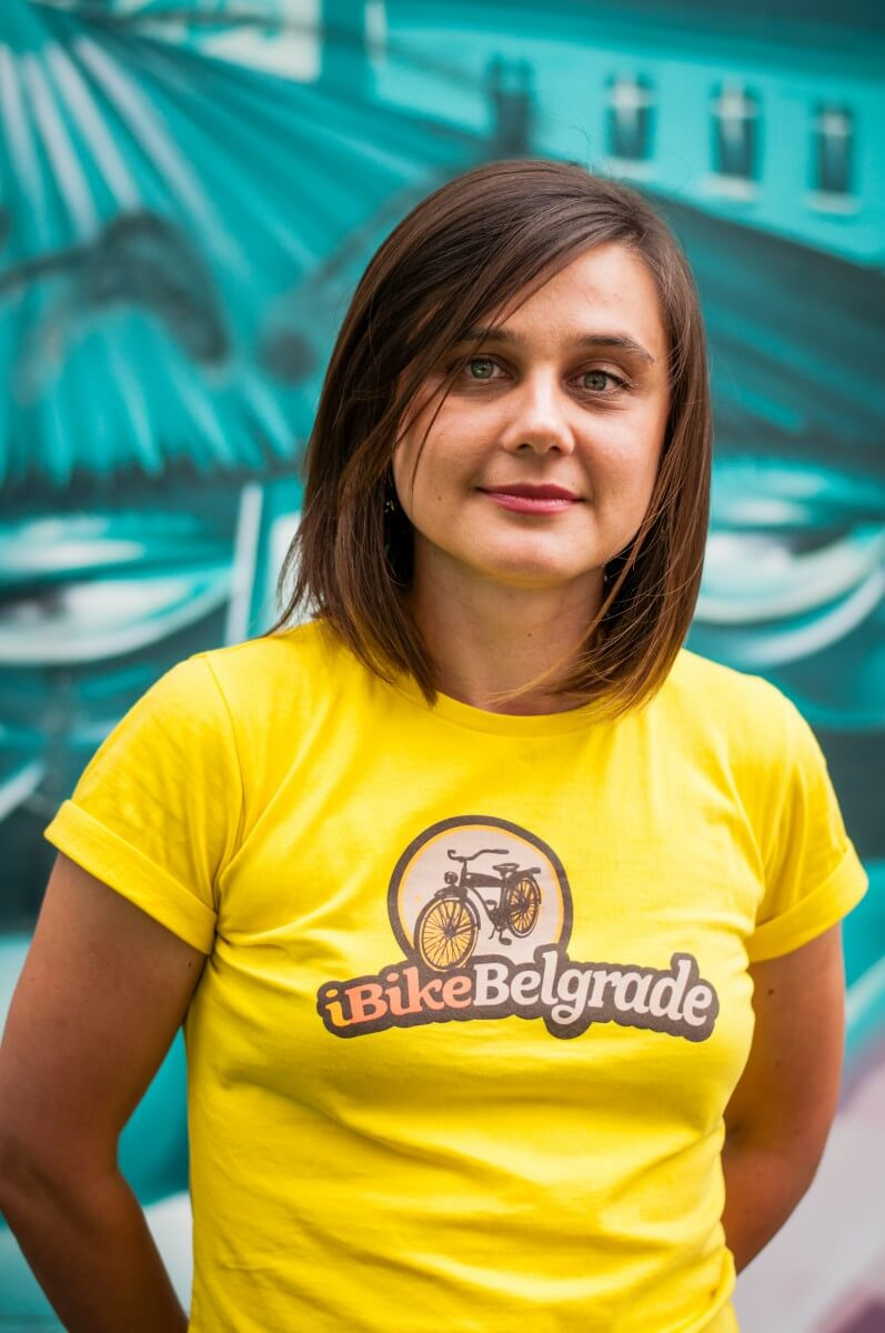 Tatjana / You can call her: Tanja