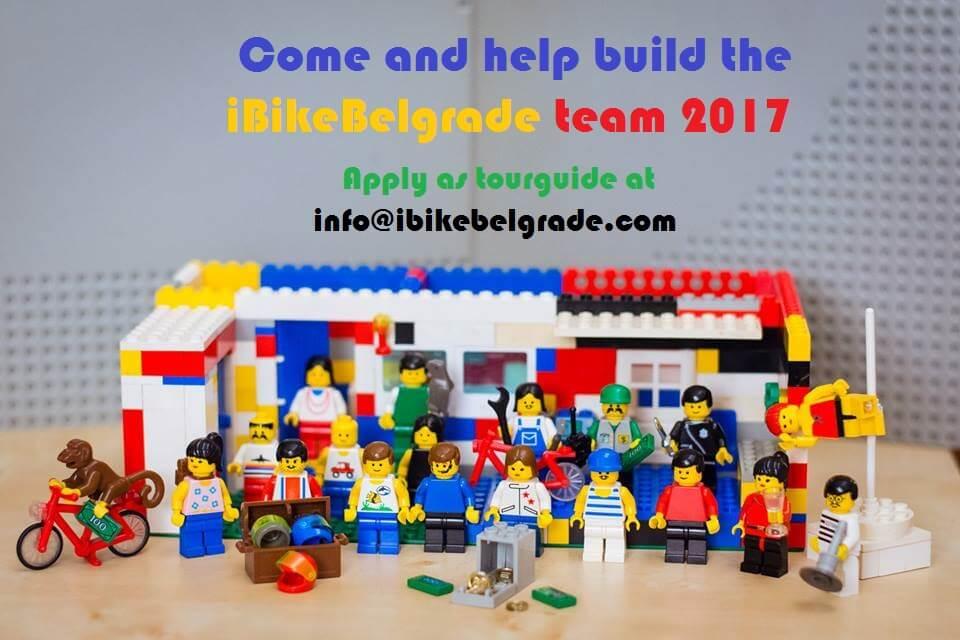iBikeBelgrade Team 2017