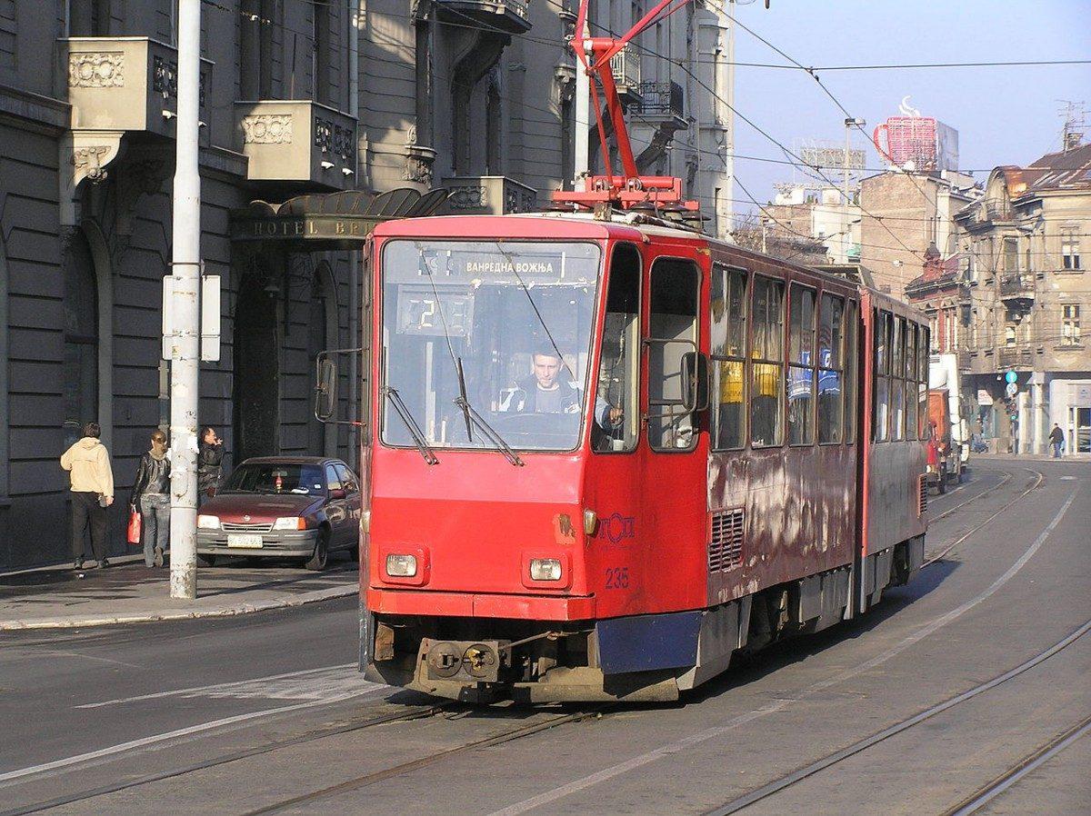 Belgrade_tram