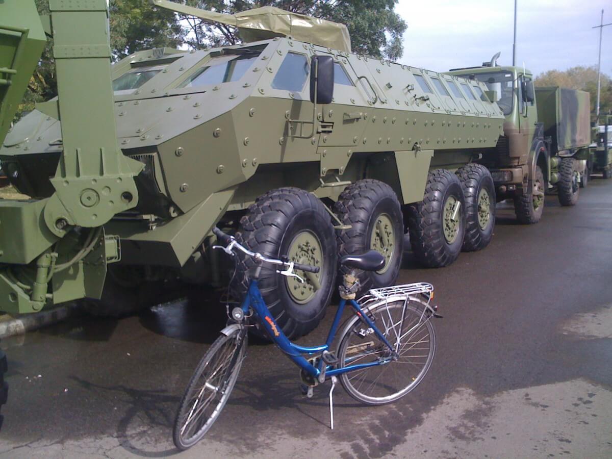 iBikeBelgrade bikes are well protected