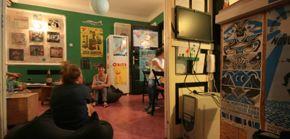 chillton hostel center of Belgrade