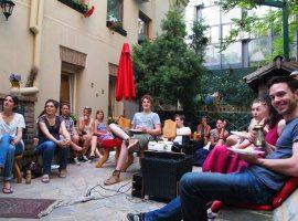 hedonist best hostel in belgrade