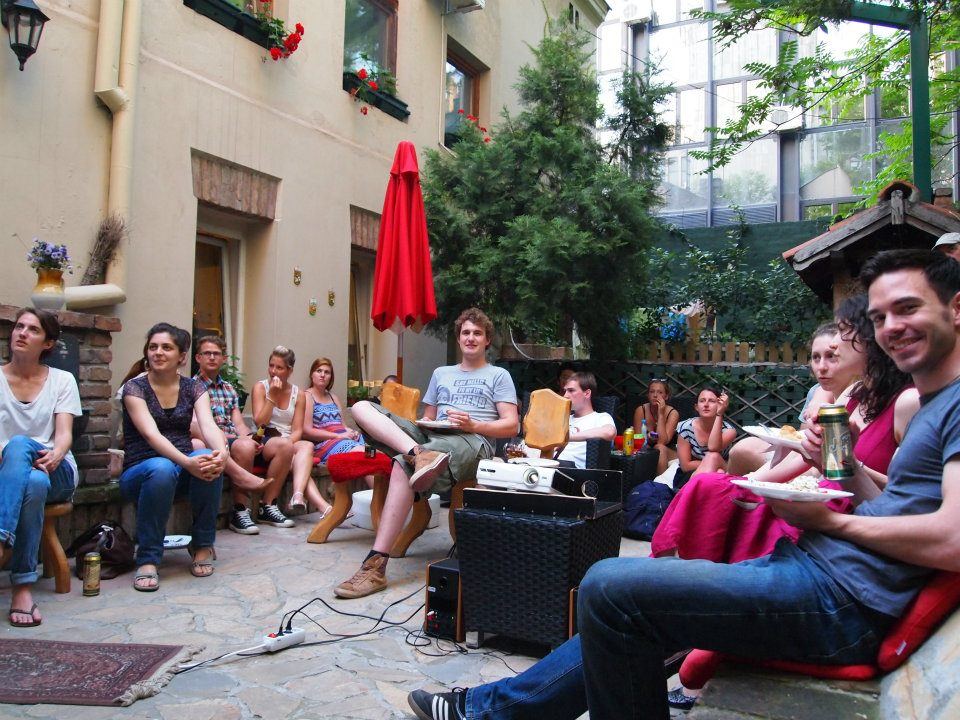 hedonist best hostel in  belgrade
