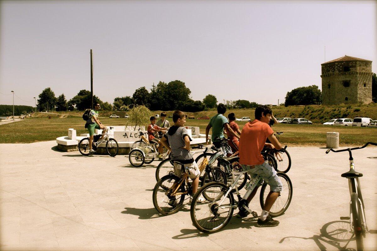 iBikeBelgrade ride with orphanage 3