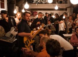 Basta jazz garden Belgrade live music