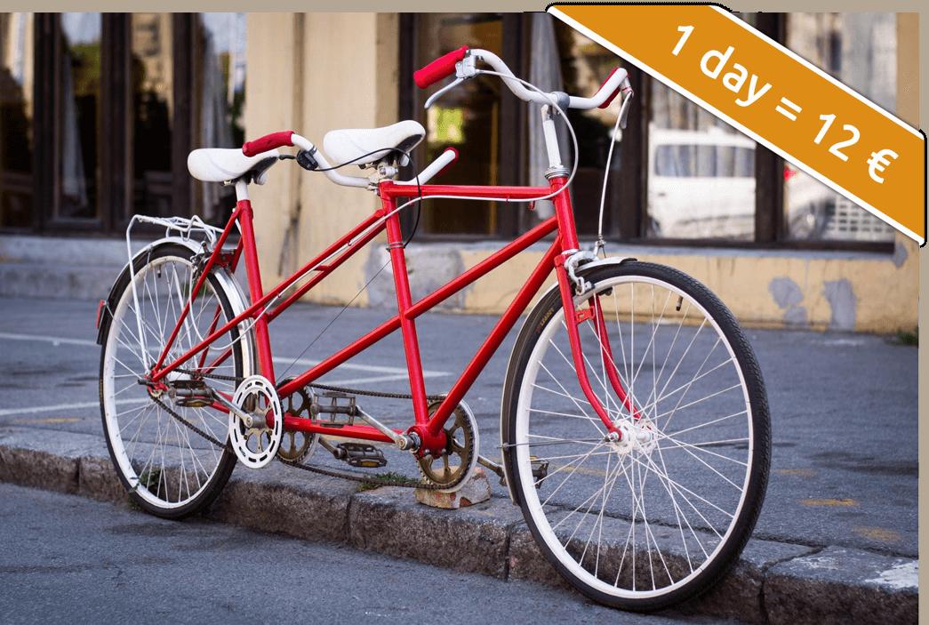 double-bike
