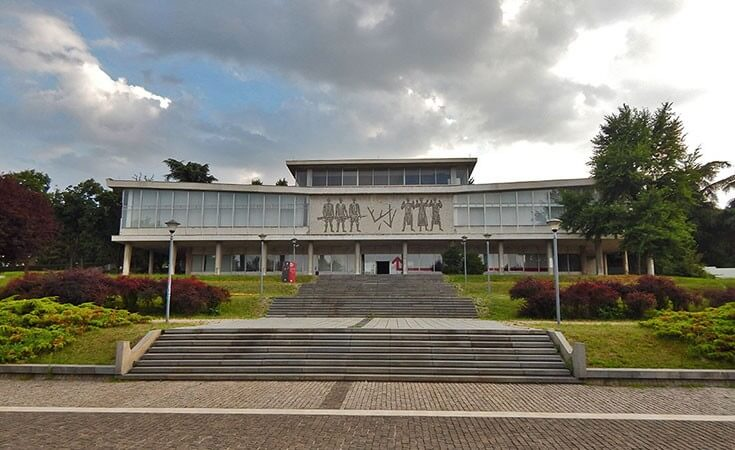 Museum-of-Yugoslav-history-Belgrade